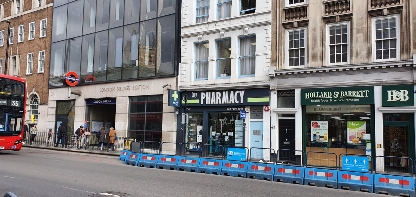 City Pharmacy - London Bridge 1