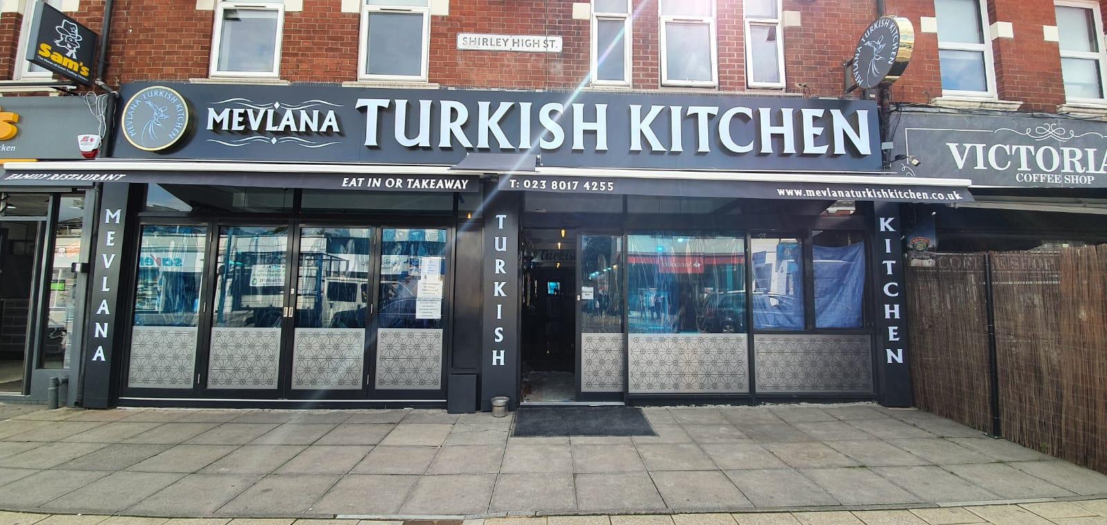 Mevlana Turkish Kitchen - Southampton 7