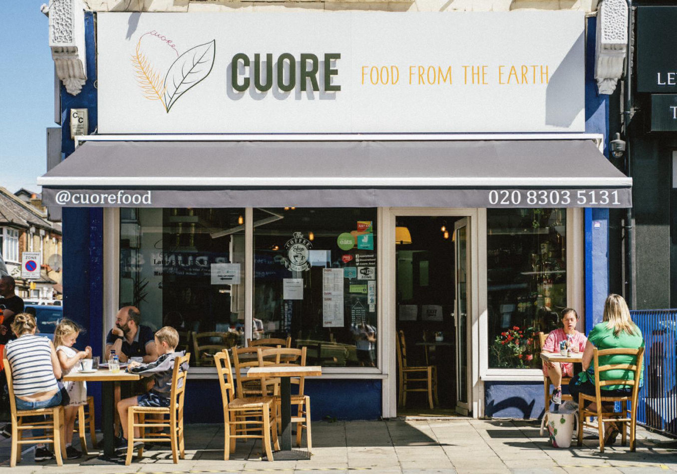 Cuore Food From The Earth Bexleyheath 1